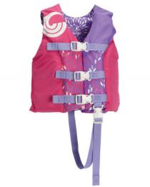 Connelly Girls Child Nylon Life Vest Pink and Purple 2019