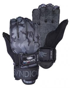 HO 41 Tail Inside Out Water Ski Gloves Kevlar Palm 2019