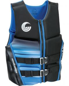 Connelly Mens Classic Neo Life Vest CGA Flex Back 2019