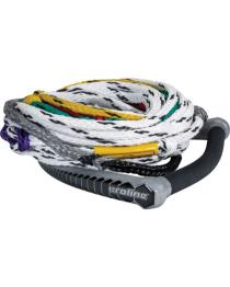 """Connelly Proline 13"""" Classic Radius Handle WaterSki Rope Package 2019 with 8 section air"""