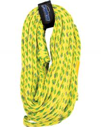 Connelly Proline 4-Rider 60' Safety Tube Rope 2019 Green