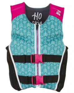 HO Pursuit Girls YOUTH Neoprene Life Vest CGA 2019