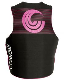 Connelly Womens Promo Neoprene Life Vest 2019 Pink 2019
