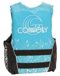 Connelly Womens 3 Belt Nylon Life Vest 2019 Back
