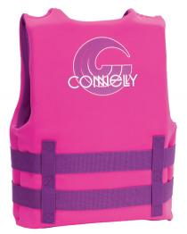 Connelly Girls Promo Youth Neoprene Life Vest 2019 Back
