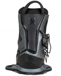 Ronix One Intuition Wakeboard Boots 2019 Grey Back
