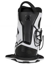 Ronix One Intuition Wakeboard Boots 2019 White Back