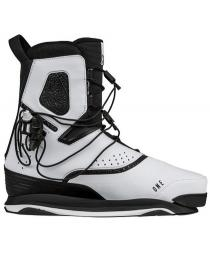 Ronix One Intuition Wakeboard Boots 2019 White Side 2