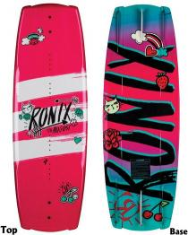 Ronix August Kids Girls Wakeboard 2019 Top Base