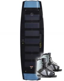 Hyperlite Rusty PRO Wakeboard 2020 with Team Open Toe Boots