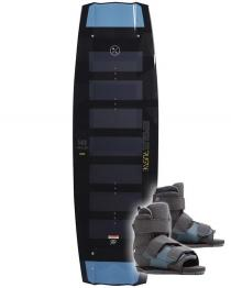 Hyperlite Rusty PRO Wakeboard 2020 with Formula Boots