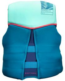 Hyperlite Ambition Womens Neo Life Vest 2020 Back Photo