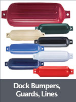 Boat Fenders and Dock Accessories