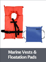 Marine Vests and Flotation Pads