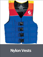 Nylon Life Vests