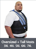 Oversized Life Vests
