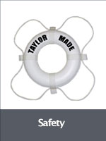 Safety products for marine and boating