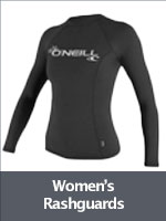 ROXY rashguards for Women and Girls